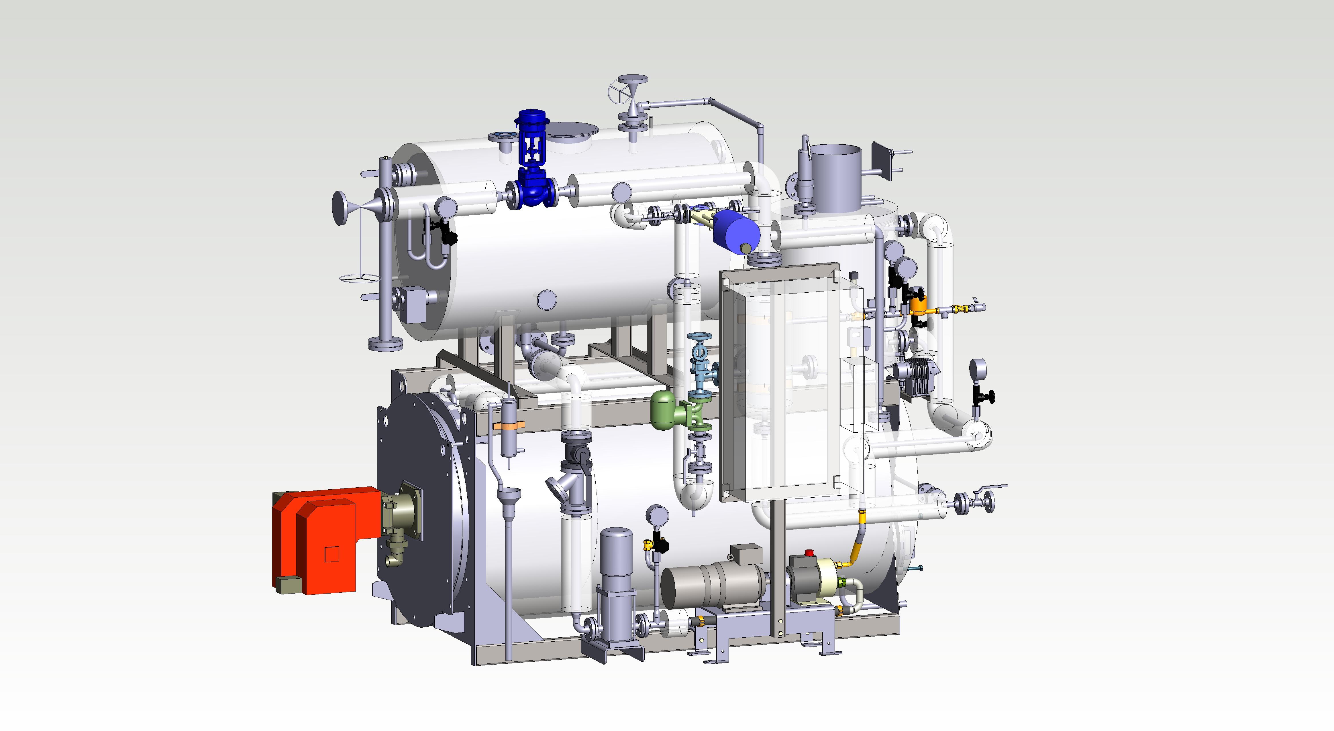 Steam Generators – Steamrator